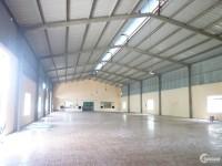 Cho thuê kho xưởng tại TP Hải Dương mặt QL5A DT 1810m (Có Ảnh)