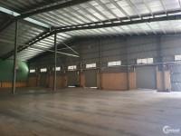 Cho thuê nhà xưởng 4050m2 tại Phúc Yên Vĩnh Phúc (Ảnh thật)
