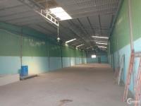 Cho thuê 5 kho xưởng ngã tư Ga Thạnh Lộc An Phú Đông Quận 12