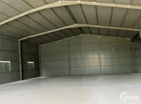 Cho thuê kho xưởng tại Hà Nội, Sóc Sơn 990m khuôn viên 4000m (Ảnh thật)
