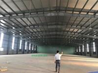 Cho thuê nhà xưởng tại KCN Yên Phong Bắc Ninh vị trí Vàng giá chỉ  3$m2.