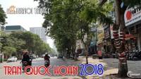 Cho thuê nhà Phố Trần Quốc Hoàn làm Căn hộ dịch vụ Full đồ giá 36tr/th