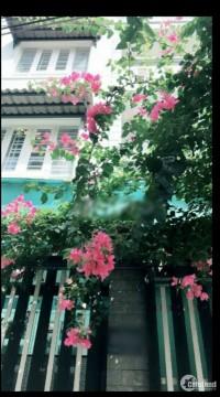Cho thuê nhà 3 tầng 135m2 HXH 34 Gò Ô Môi, p.Phú Thuận, Quận 7