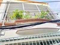 Cho thuê nhà 1 lầu hẻm gần mặt tiền đường Phạm Thế Hiển P7 Quận 8 - DT: 61m2
