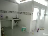 Cho thuê nhà mới xây 1 trệt 1 gác lửng đường kinh Dương Vương P.An Lạc Q. Bình T