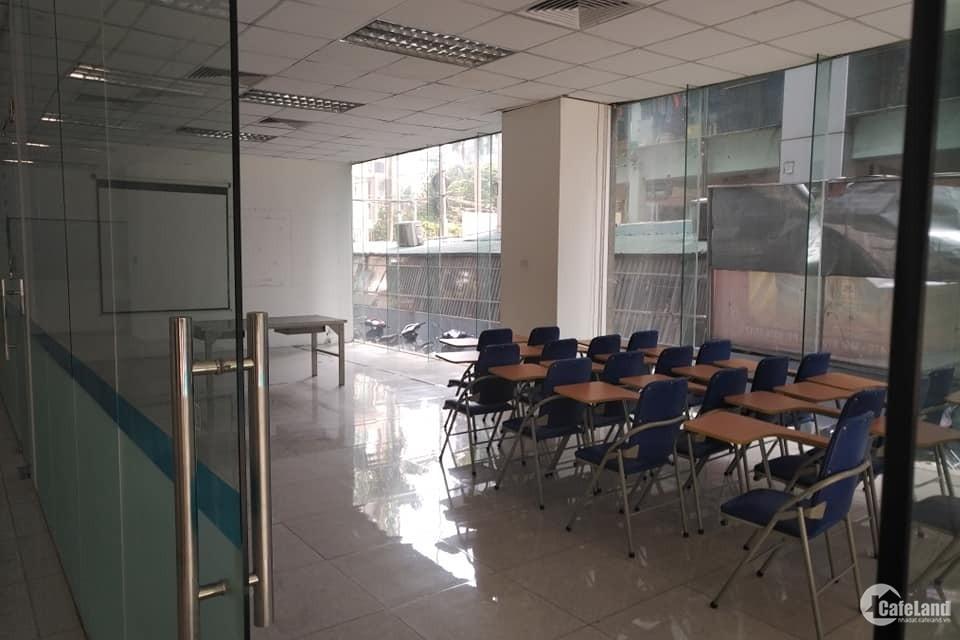 Chính chủ cho thuê văn phòng tại phố Nguyễn Phong Sắc - LH: 0983496930 (a Lương)