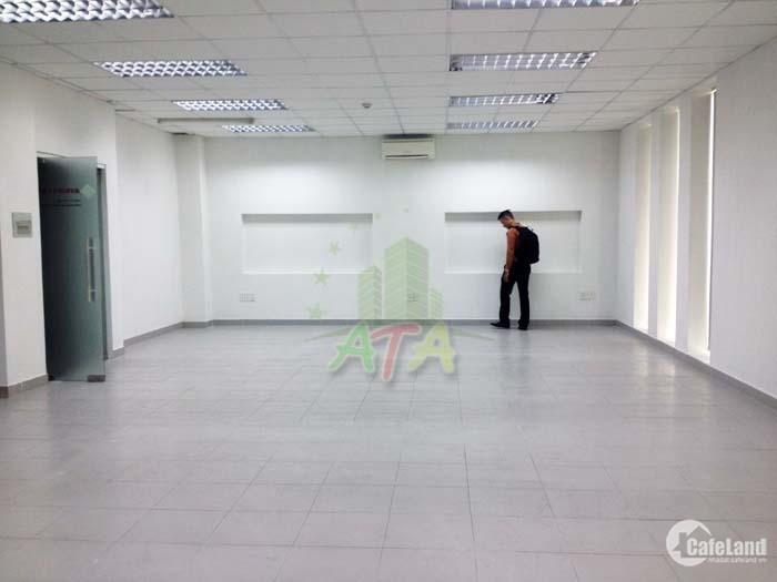 Văn phòng đẹp đường Võ Thị Sáu,Q.3,DT 78m2-27tr/th & 107m2-40tr/th ,