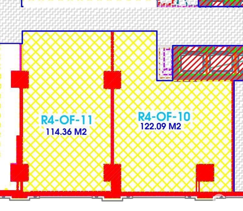Cho thuê hoặc bán văn phòng 236m2 Quận Thanh Xuân