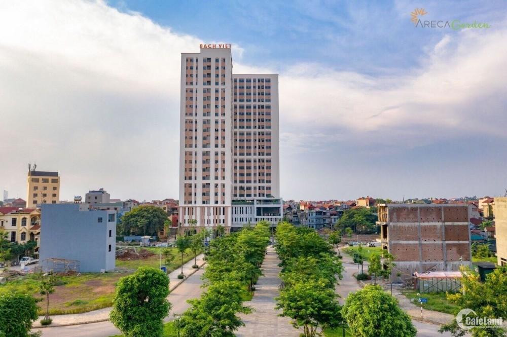 Chung cư giá rẻ nhận nhà ở ngay tại trung tâm TP Bắc Giang chỉ với 435 triệu