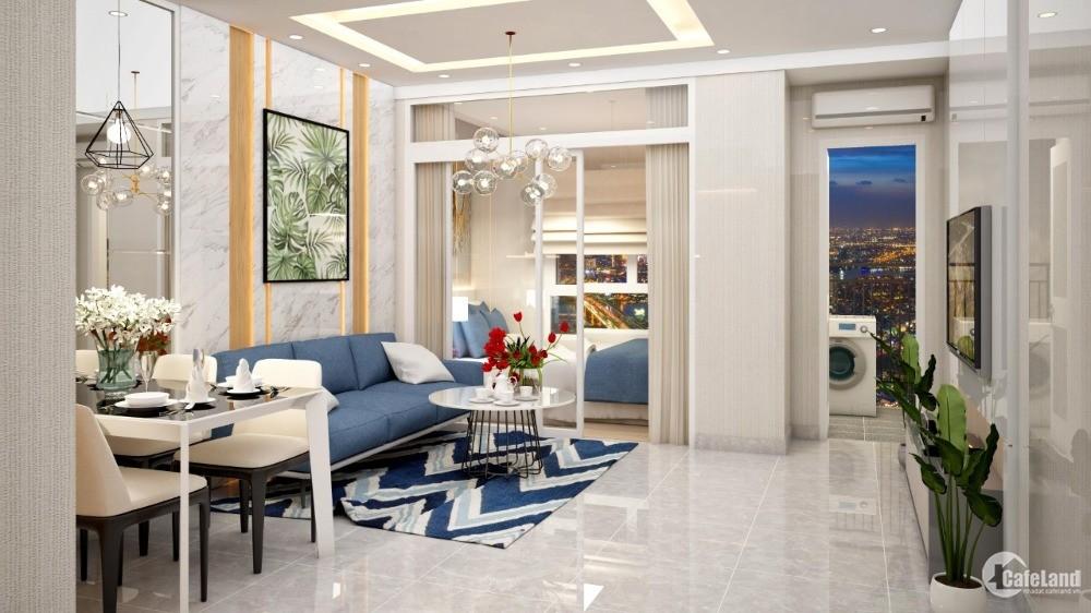 Mở bán căn hộ Thạnh Tân giá 800tr/căn full nội thất