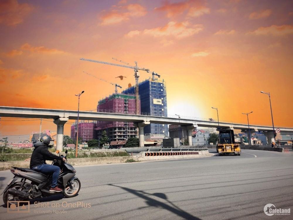 Căn hộ The East Gate đối diện BXMĐ, BV Ung Bướu, Suối Tiên giá gốc chủ đầu tư