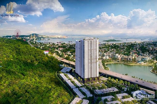 Mở bán căn hộ condotel Hạ Long, giá 38 triệu/m2, 2PN