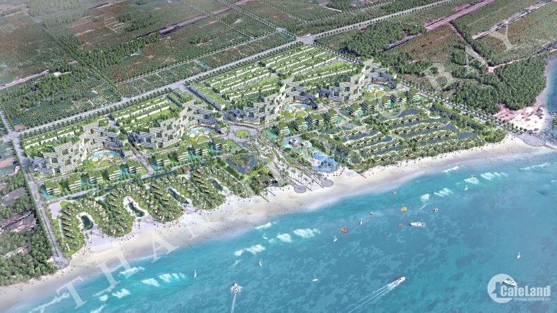 Cơ hội sở hữu dễ dàng căn hộ ở bên biển chỉ với 1,38 tỷ