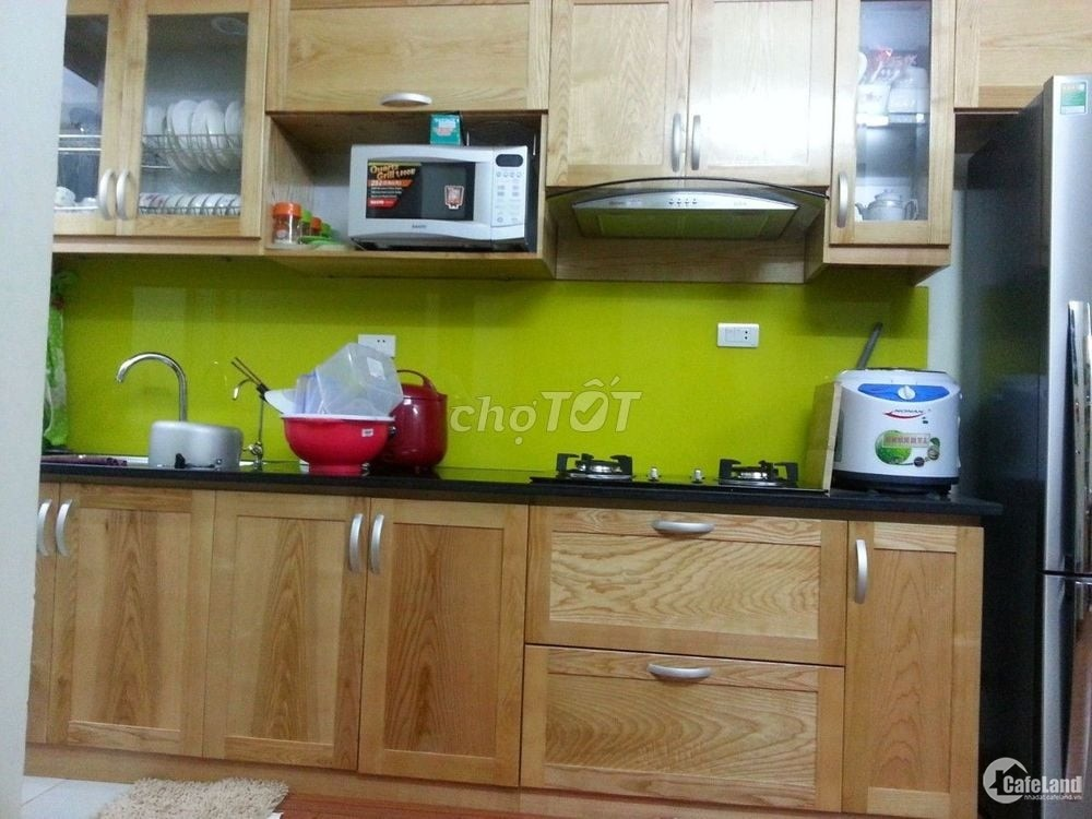 Bán gấp căn hộ đẹp nhất VP5 Linh Đàm, 45m2, full nội thất xịn, giá chỉ 1.06 tỷ