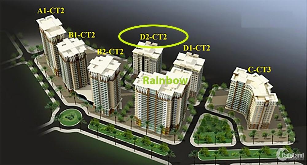 Chính chủ cần bán căn hộ 120m2 3 phòng ngủ, 3 VS, KĐT Tây nam Linh Đàm.