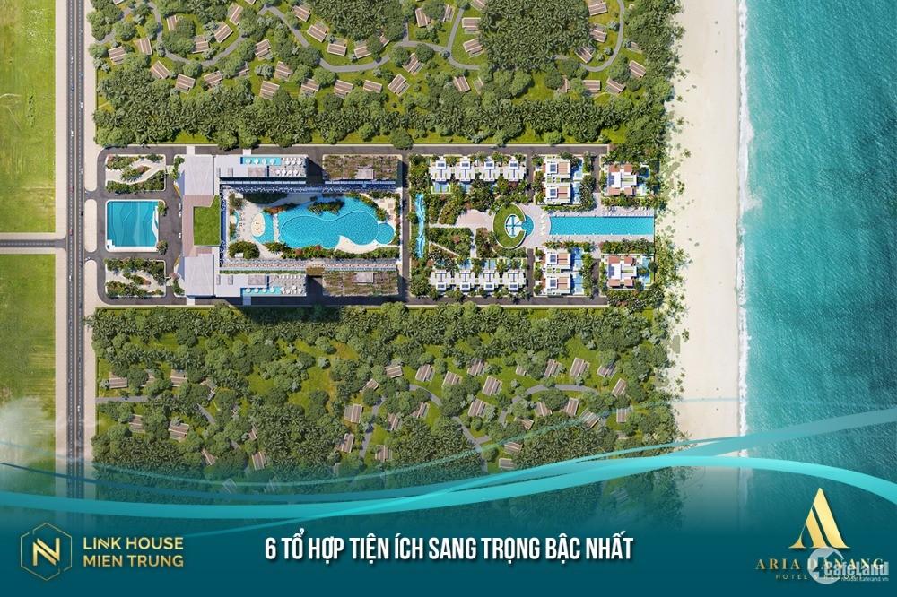 aria đà nẵng hotels & resorts hay soleid ánh dương đà nẵng, nên đầu tư dự án nào