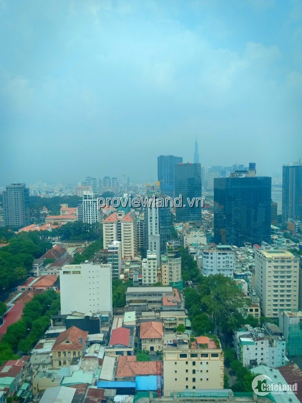 Căn hộ Vincom Đồng Khởi  bán tầng cao diện tích 234m2 gồm 4PN