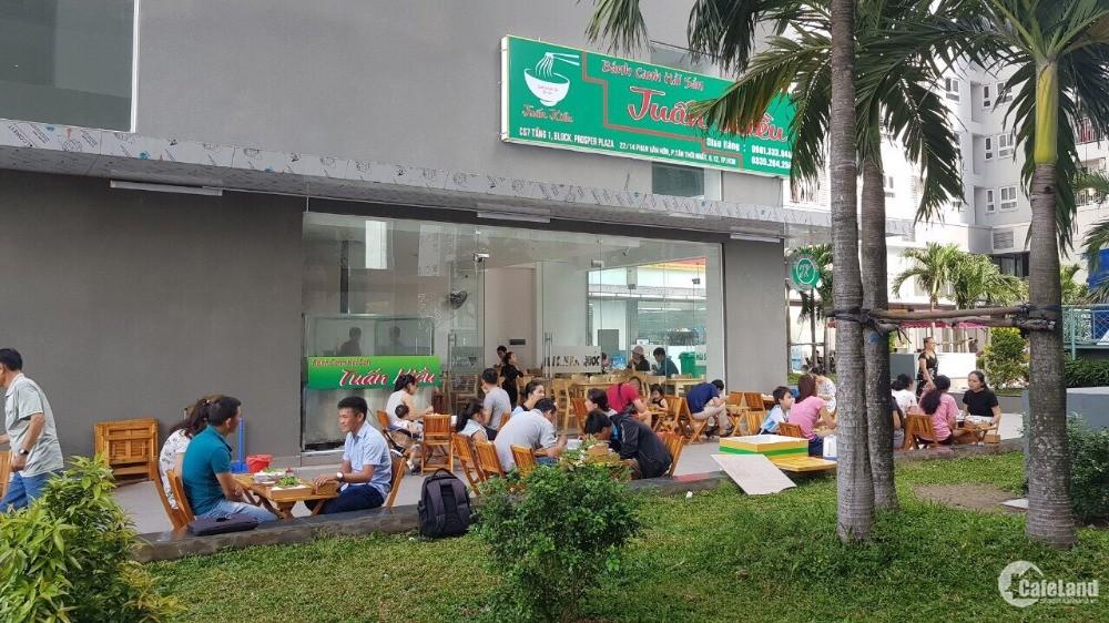 Shophouse MT Trường Chinh - Phan Văn Hớn, TT 1%/ tháng 0 lãi suất,nhận shop ngay