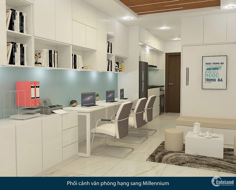 Mua Office Millennium có cơ hội trúng 5 chỉ vàng cùng CK8% ngày 16/11