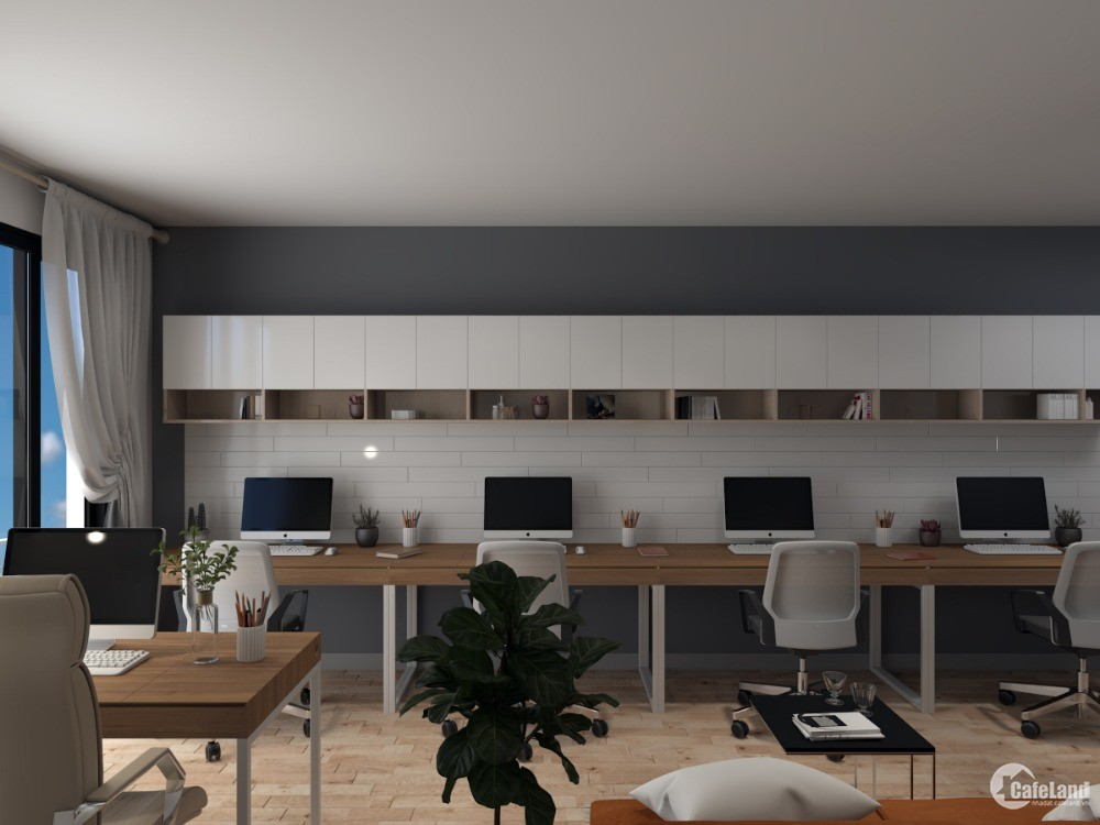Ưu đãi 5 chỉ vàng cho đợt mở bán Tháng 11 khi mua căn hộ officetel Q8 giá từ 1,5