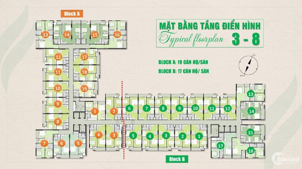 Hot ! Dự án căn hộ RICCA QUẬN 9 đang nhận booking giữ chỗ, số lượng có hạn