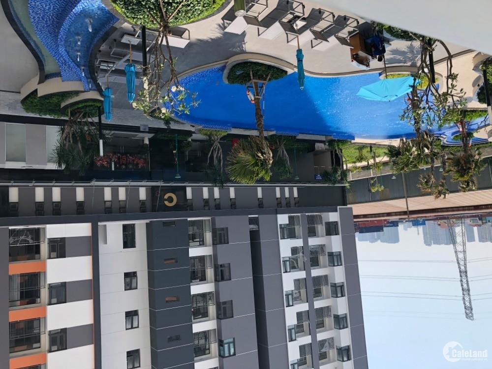 Cần bán căn hộ Him Lam Phú An Giá 2.3 tỷ View Nội Khu, 69m2, Block B, Lầu 12.