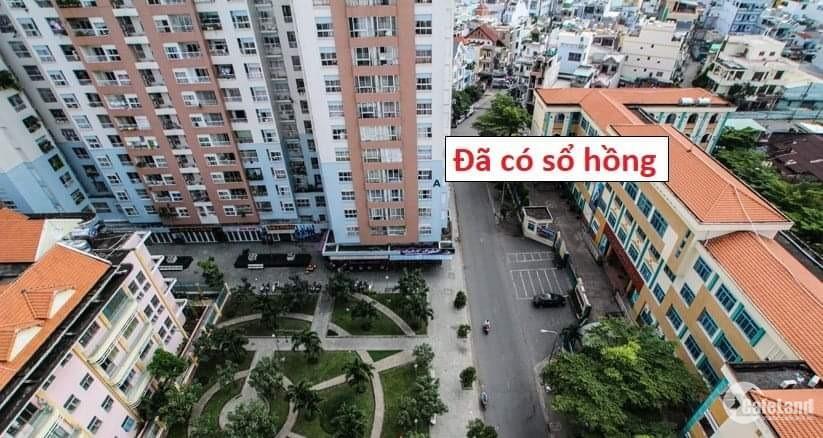 Căn hộ Bàu Cát 2 Tân Bình 45m² 1 phòng ngủ