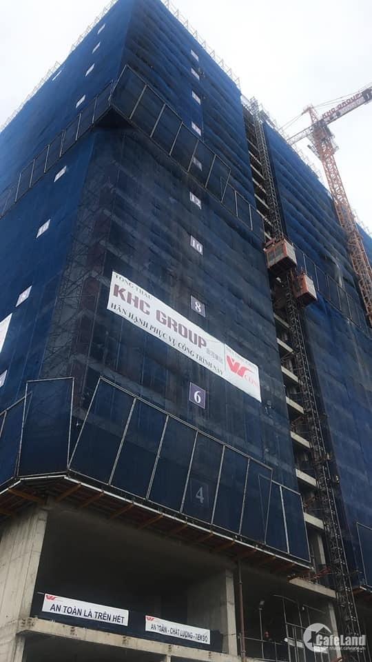 Chính chủ bán căn2 phòng ngủ, tầng 8, 56 mét vuông, hướng Đông Nam Roxana plaza