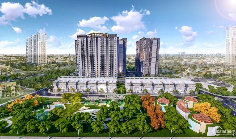 Eco Xuân Sky Residences giá chỉ 25,1tr/m2 LIỀN KỀ LOTTE MART - BV BECAMEX