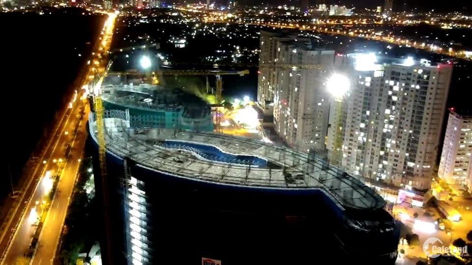 Cần sang nhượng căn hộ 3PN sân vườn Vip nhất dự án DIC Gateway Vũng Tàu.