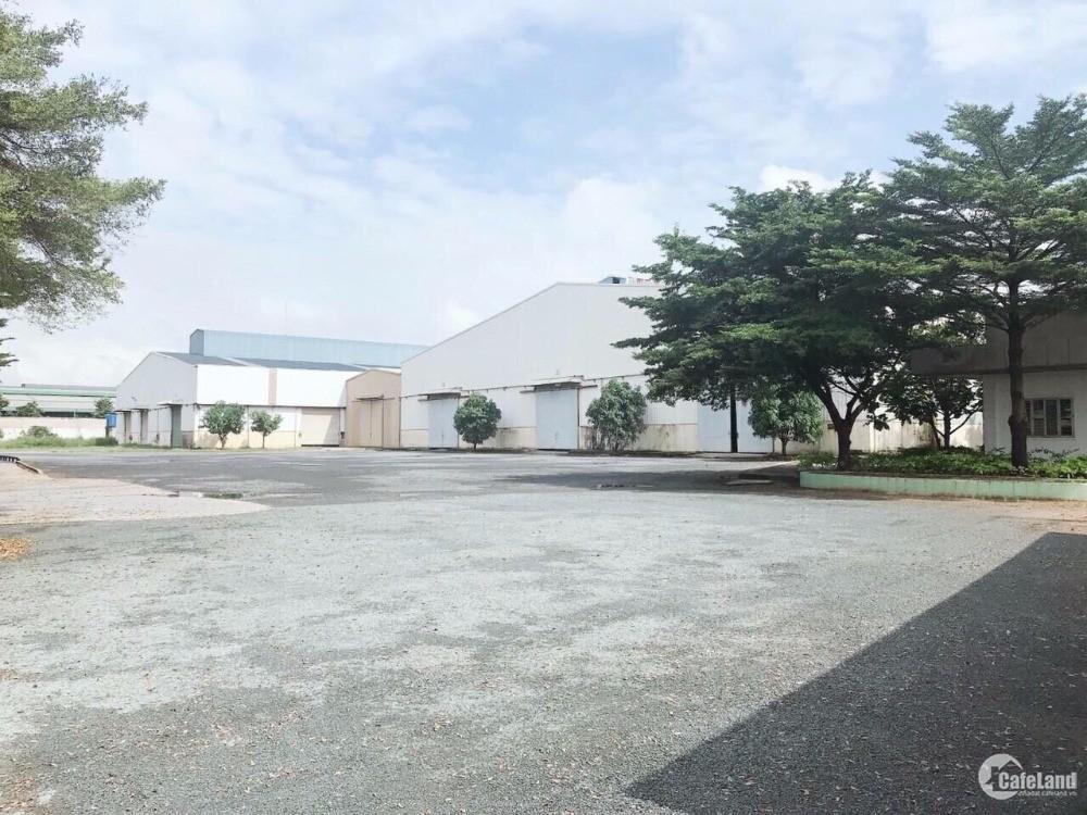 Cần bán nhà xưởng sản xuất thép, tại Khánh Bình, Tân Uyên, dt:2.8(ha) Giá:150 tỷ