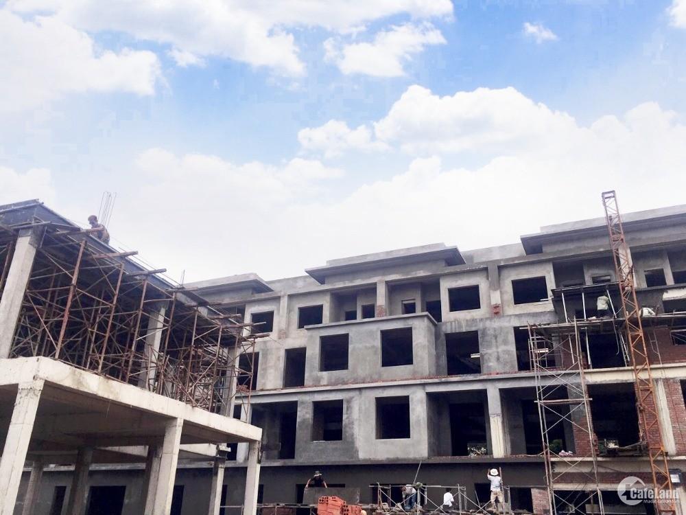 Bán biệt thự Lan Viên khu Đặng Xá, căn liền kề 132m2, giá 7,5 tỷ