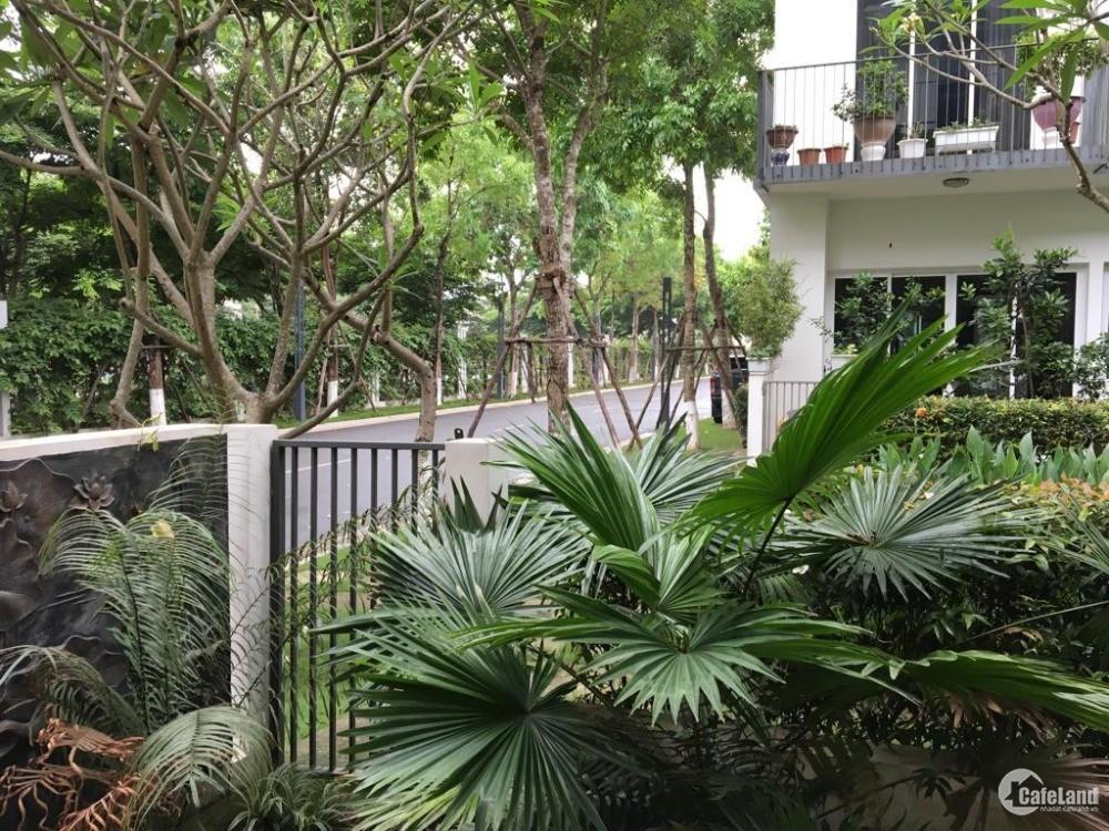 Bán lại liền kề Nadyne Park City Hà Nội 120m2, xây 3 tầng - Giá 9,3 tỷ