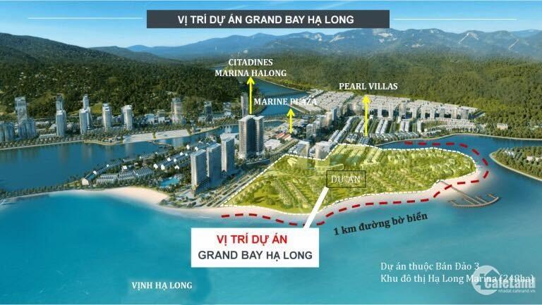 Biệt thự biển triệu đô - Grand Bay Hạ Long Villas, tọa lạc ven Vịnh Hạ Long
