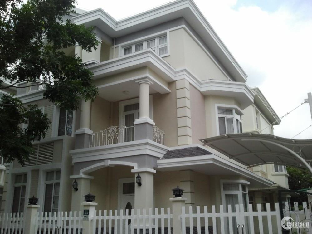 Biệt thự trong khu compound cao cấp Lương Định Của, P. An Phú, Quận 2, với 442M2