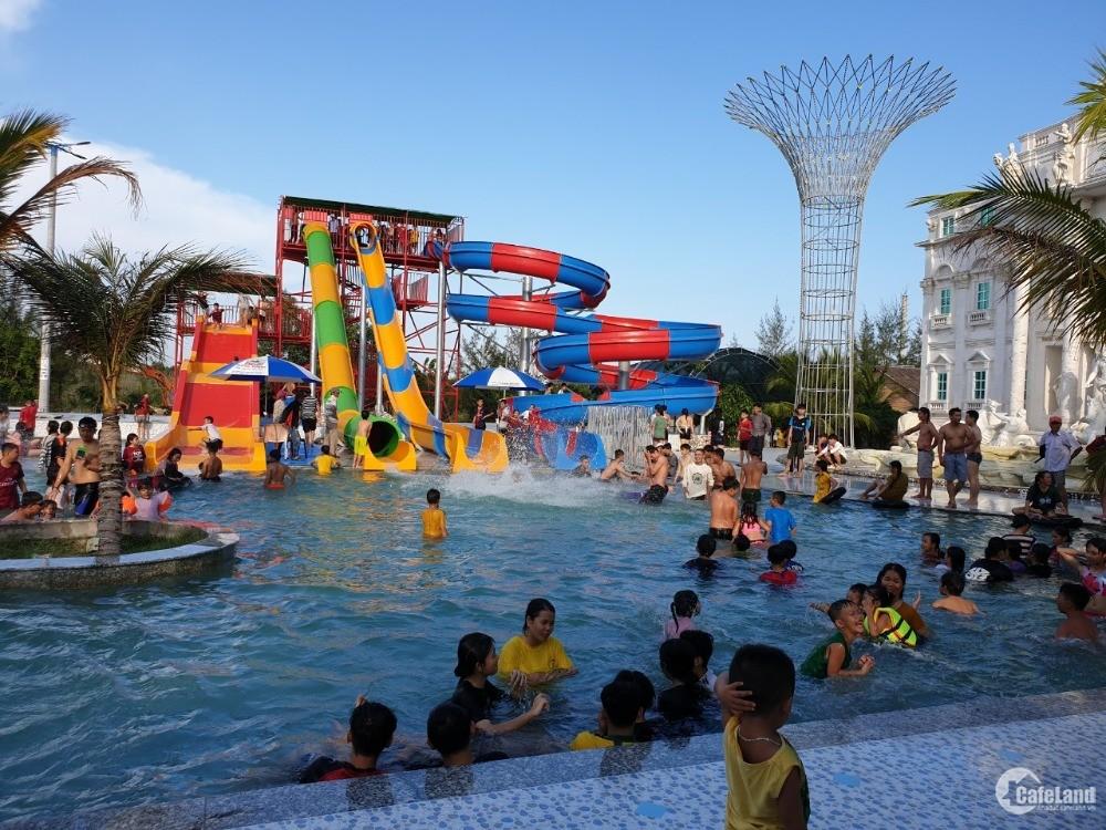 Dự án Biệt thự Eco Villa, trung tâm thủ phủ du lịch Hồ Tràm - Bình Châu.
