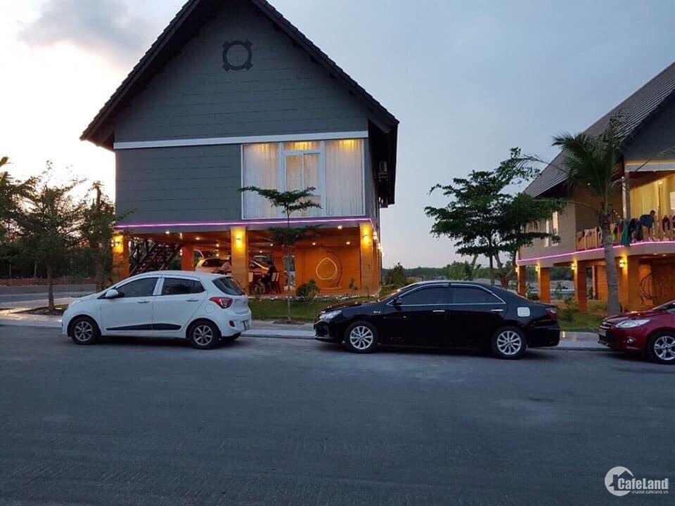 Eco Villas Bình Châu. Biệt thự nghỉ dưỡng đẳng cấp bậc nhất hồ tràm