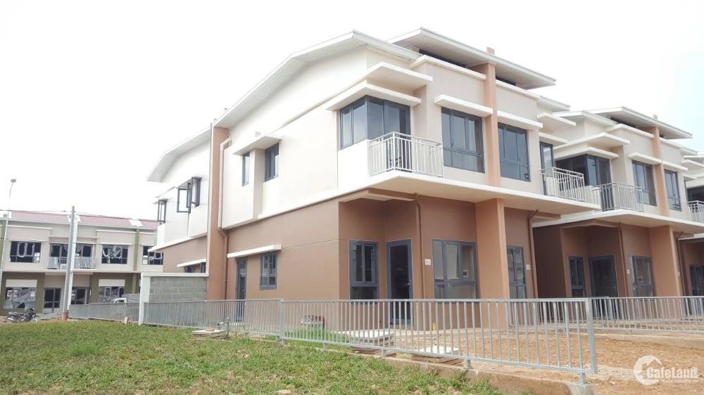 Dự án nhà phố Oasis City, trt Mỹ Phước, ĐH Việt Đức, sở hữu ngay xe SH
