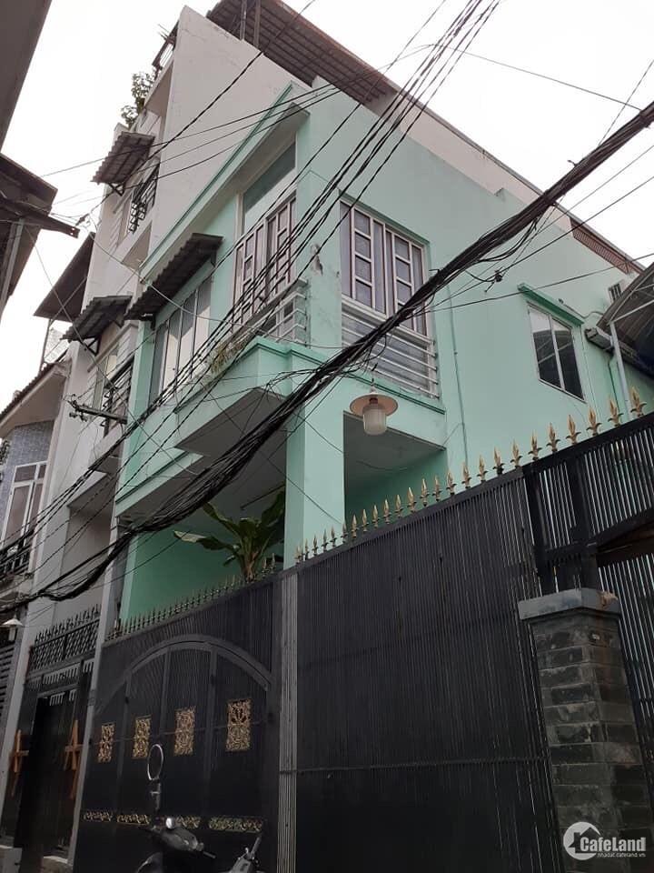 Bán nhà rẻ nhất Bình Thạnh chỉ hơn 1 tỷ- Hộ khẩu Quận 1 trong NAY MAI