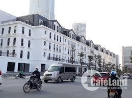 Bán shophouse liền kề B4 Nguyễn Chánh, Nam Trung Yên, Cầu Giấy.