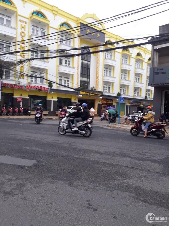 Cần bán Khách Sạn Đường Phan Đình Phùng- Phường 2- Tp.Đà Lạt Diện tích: 98,55m2(
