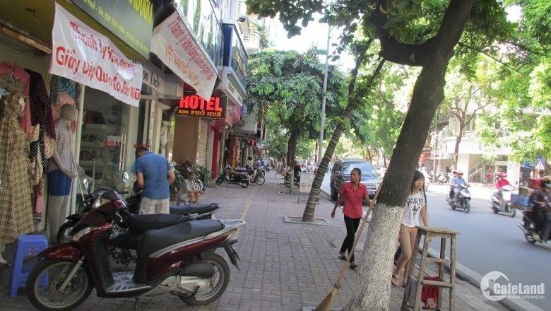Bán nhà mặt phố Đại Cồ Việt, DT 32m2, 4 tầng, mặt tiền 3,5m, vuông đẹp, 11,4 tỷ