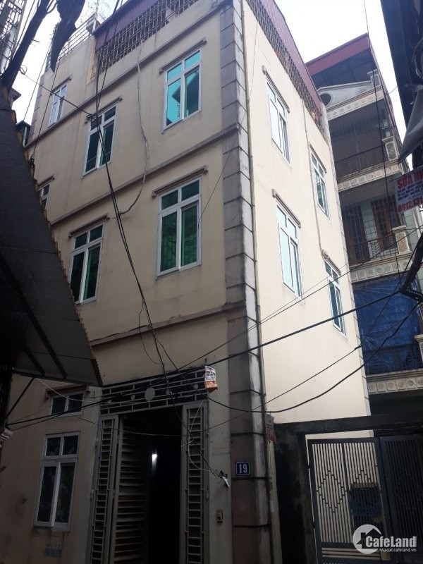 Chính chủ bán nhà ngõ 18 Định Công Thượng, Hoàng Mai, Hà Nội, giá tốt