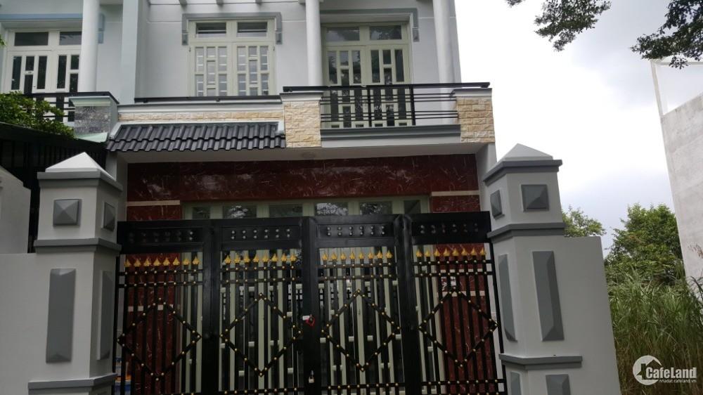 Bán nhà phố 2  lầu Nhà Xinh Residential, có sổ riêng
