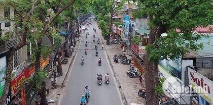 Bán gấp nhà Mặt phố Nguyễn Văn Cừ giá 18.5 tỷ, 90mx4 tầng. MT 4,5m