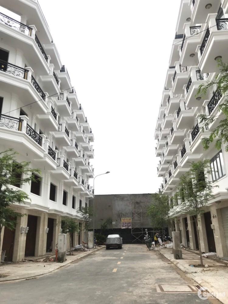 Bán nhà ngay ngã tư Ga, 1 lửng 3 lầu SHR giá 3.8 tỷ