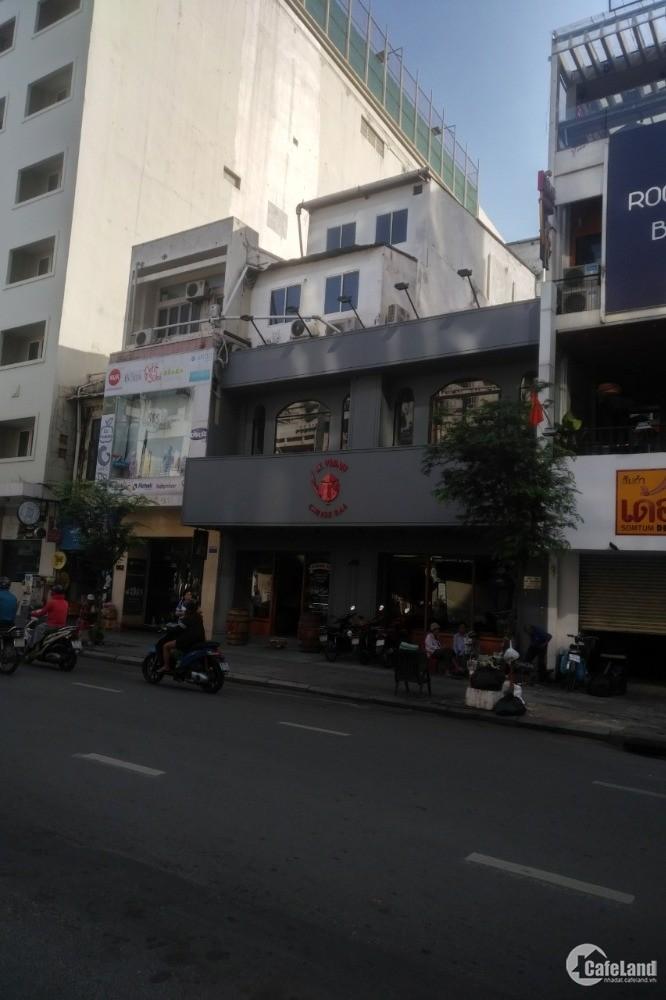 Chính chủ bán MT 672 Trần Hưng Đạo, Phường 2, Quận 5. dt: 12x31m cấp 4