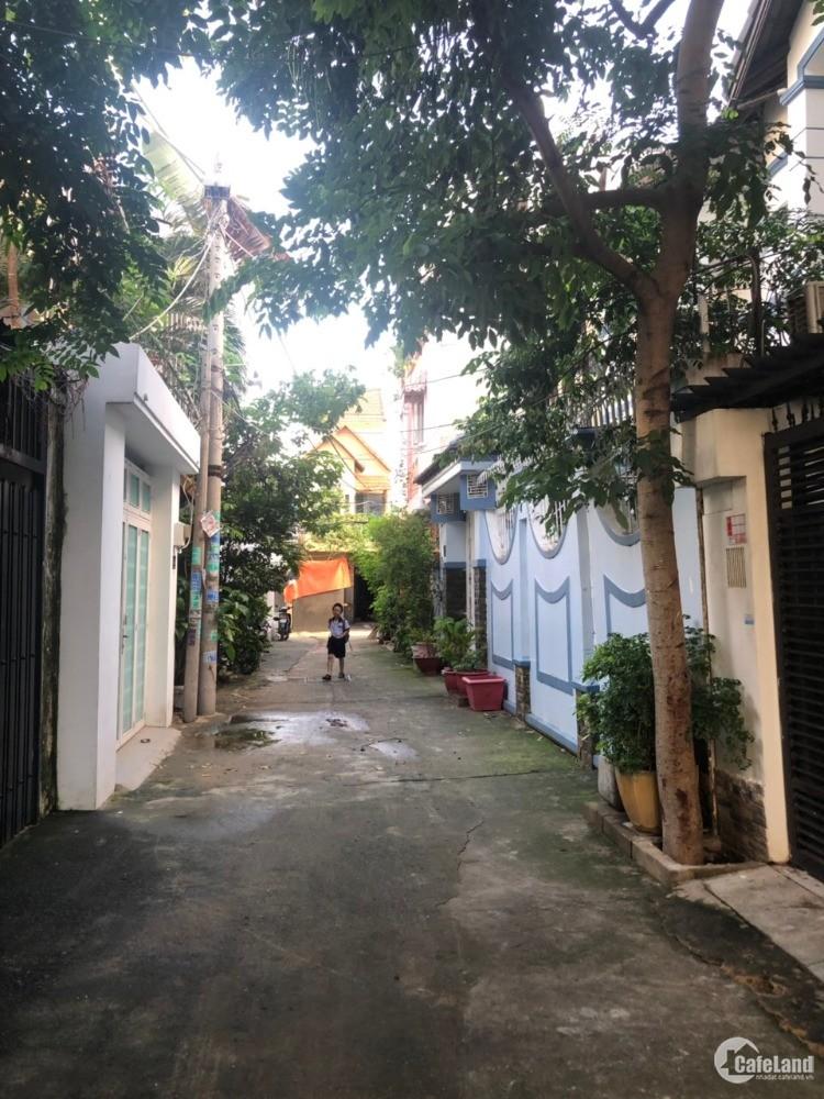 Bán hoặc cho thuê nhà HXH Lâm Văn Bền, quận 7, tặng nội thất, giá tốt