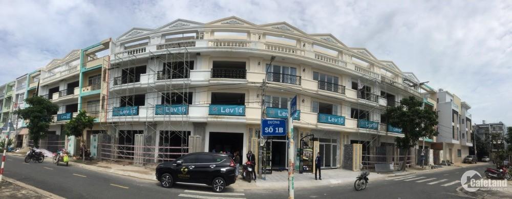 nhà phố LEVATA TẠI BÌNH TÂN đường số 1b