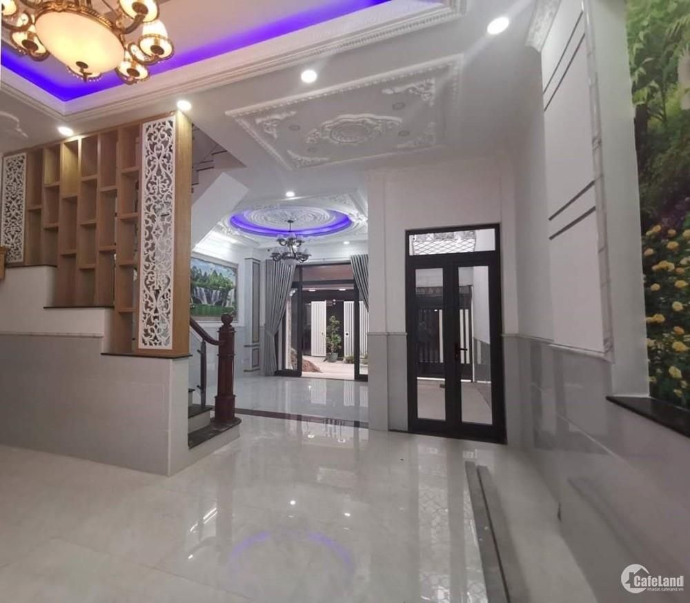 (Album Nhà Đẹp + DT đẹp) Mặt tiền Nguyễn Trọng Tuyển Q.Phú Nhuận 60m2 12,5 tỷ.
